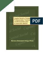 Capital Social y Competencias
