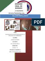 Evacuacion de Aguas Servidas y Pluviales en Chimborazo