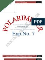 Polarimeter by Mr.charis