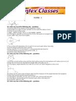 SSC Maths Revision