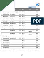 Job Reference - Zentrifix F92 - 18.03.13