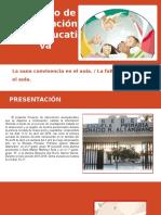 Avance-Proyecto de Intervención socioeducativa