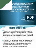 Comsol Investigacion Operativa 1