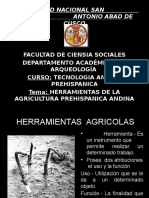 Tecnologia Andina-herramientas Agricolas