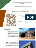 Malpartida - Tecnologia de La Arquitectura-Inca