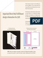 J120 Direct Mail Instructions