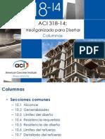 Aci 318s 14 Columnas