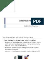 Interoperabilitas Intro