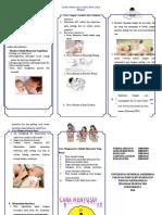 Leaflet Cara Ibu Menyusui 1