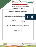 Manual de Licudora