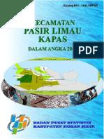 Kecamatan Pasir Limau Kapas Dalam Angka 2013