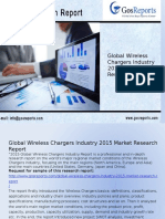 Global Wireless Chargers Industry