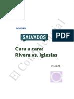"""Preparación del primer """"Salvados"""" por Pablo Iglesias"""