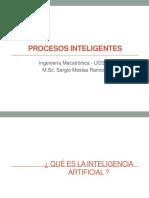 Procesos Inteligentes 1ra Fase