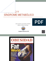 Semana 2 Clase 2 Obesidad. Síndrome Metabólico CON NOTAS.pptx