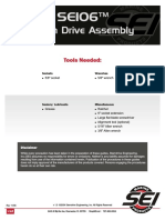 Stern Drive Assembly
