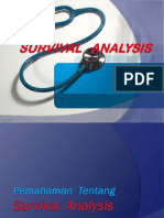 Materi - Survival Analisis