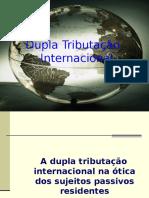 Dupla Tributação Internacional 2015 Abril