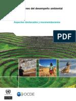Evaluacion de Desempeño Ambiental PERÚ OCDE/CEPAL