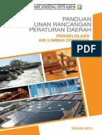 Buku Panduan Ranperda Pengelolaan Air Limbah LS