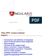 AngularJS Basic Concepts