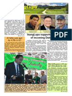 inanglupa newsletter  may 2016
