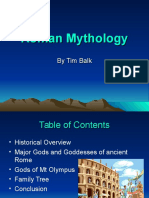 Roman Mythology Power Point