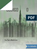 Codigo 0 - Eva Parra Membrives