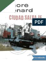 Ciudad Salvaje - Elmore Leonard