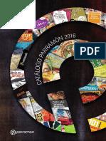 Catalogo Par Ramon 2016