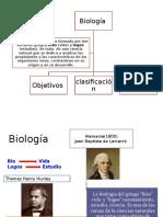 Diapositiva de Biologia