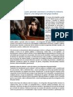 Ley 30364 Contra La Violencia a Mujer