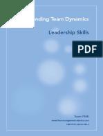 Team Handling