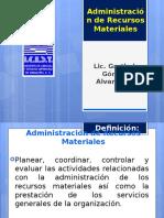 administracinderecursosmateriales-121009183942-phpapp02