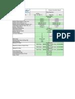 Design Calculation Tank