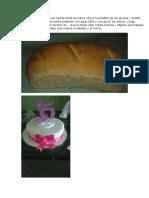Receta Del Pan