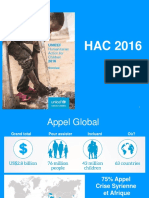 Humanitarian Action for Children 2016