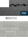Equitone Brochure