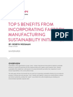 Factory Whitepaper Sustainability