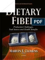 Dietary Fiber Products