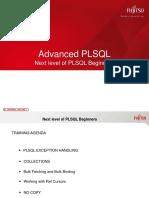 Advanced Plsql