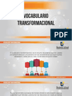 6. Vocabulario Transformacional F