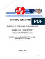 2.1. Manual Manejo Historia Clinica