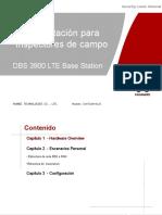 DBS3900 LTE Trainning