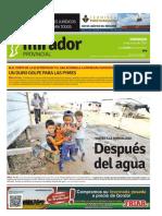 Edición impresa del domingo 29 de mayo de 2016