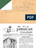Ensign Grayson Grayce 1958 Jamaica