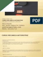 Curso Mecanica-Automotriz LA REGIONAL