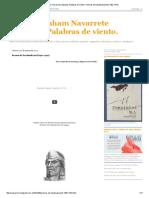 César Abraham Navarrete Vázquez_ Palabras de Viento