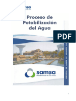 Proceso Agua Potable