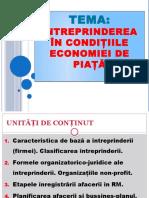 Intreprinderea DREPT 2012